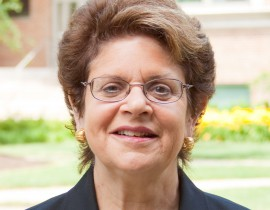 Dr. Harriet Fayne Will Lead the Division of Academic Affairs