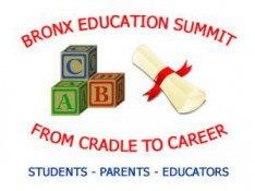 Bronx Education Summit, From Cradle to Career, Oct. 15