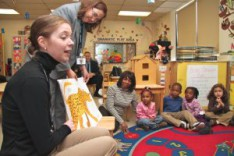 Lehman College Library Develops a New Audience: Pre-Schoolers