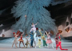 Ballet in Cinema: 'The Nutcracker' to be Broadcast at Lehman Dec. 18 and 20