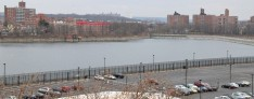 Jerome Park Reservoir Sees Water—Temporarily