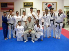 Tae Kwon Do Courses at Lehman Build Confidence and Fitness