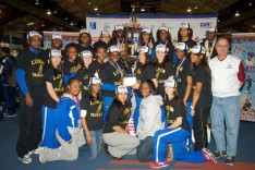 Women's Track & Field Team Wins CUNY Championship