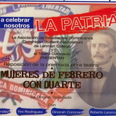 Lehman to Celebrate Dominican Independence Day Feb. 27