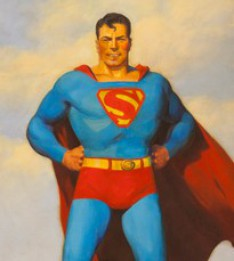 Author of Book on Superman Painting to Visit Lehman March 27
