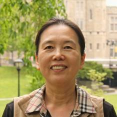 Meet the Class of 2012: Nursing Student Kil Hyon Hwang