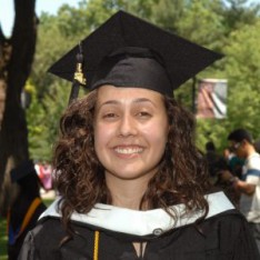 Meet the Class of 2012: Speech Grad Learns the True Value of Service