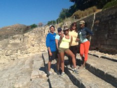Second Summer for Study Trip to Crete