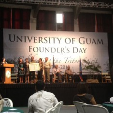Address by Lehman President at Guam Forum Focuses on Role of Technology in Reshaping Higher Education