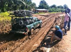 'The Bike Man' in Sierra Leone