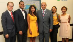 The Bronx Institute Welcomes Back Former ENLACE Students as New Hires