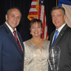 Five Honored at Lehman's Annual October Gala