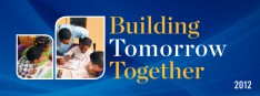 'Building Tomorrow Together' Campaign Now Underway