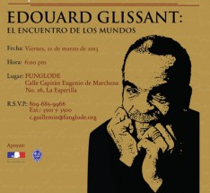 Professor Thomas Spear to Travel to Dominican Republic for Conference on Author Edouard Glissant