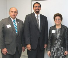New York State Education Commissioner Visits Lehman