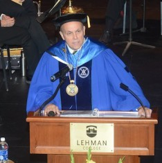 Redefining a College Education: President Fernández's Vision for Lehman's Future