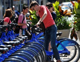 The City That Never Sleeps… Or Wears a Helmet: Professor Danna Ethan on the Helmet Habits of CitiBike Riders