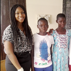 Lifeline for Out-of-School Girls: Alumna Brings Education to Vulnerable Nigerians