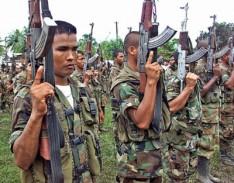 LISTEN: Fieldwork of a War Machine: Aldo Civico on Sicilian Mafia and Colombian Paramilitaries