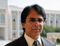 Noted Earth Scientist Dr. Gautam Sen Named Dean of the School of Natural and Social Sciences