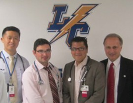 Lehman Athletics Partners with Montefiore Medical Center In Sports Medicine Fellowship Program