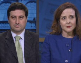 Prof. Christa Salamandra Talks About Islamic State Crisis on NY1 Online