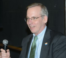 NY Federal Reserve President Visits Lehman for a 'Fireside Chat' on the Economy