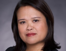 Reine T. Sarmiento Is Appointed Lehman's New Vice President of Enrollment Management