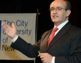 Francisco Marmolejo Delivers the 46th Annual Herbert H. Lehman Memorial Lecture