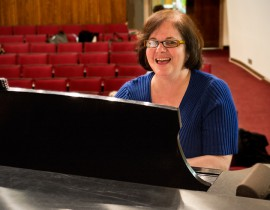 More Honors and Awards for Music Prof. Penny Prince
