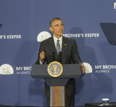 President Obama Launches Major New Initiative at Lehman College