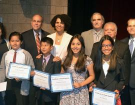 Bronx School Children Get a Lesson in Economics, STEM Fields