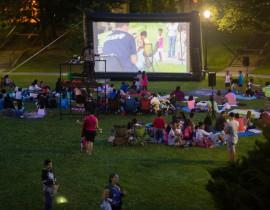 Goonies Movie Screening Draws Big Crowd