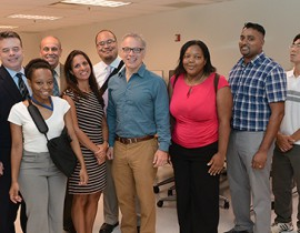 New Innovation Lab at Lehman Grooms IT Professionals, Businesses