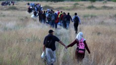 Lehman Anthropologists Witness Historic European Refugee Crisis