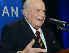 Joseph Tusiani Named New York State Poet Laureate Emeritus