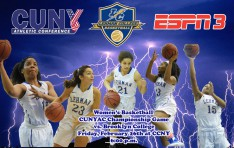 Lehman Play Brooklyn for the CUNYAC Title—on ESPN3