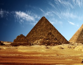 Provost Anny Morrobel-Sosa Visits Egypt as Part of Higher Education Initiative