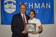 Lehman Athletics Holds 64th Annual Awards Dinner
