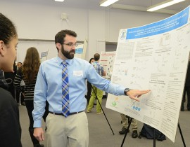 Biochemistry Student Wins American Chemical Society Fellowship for Innovative Work
