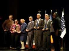 Lehman Wins CUNY IT Award for Innovation