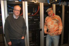 Lehman Scientists Part of Significant Finding in Particle Physics and Astronomy