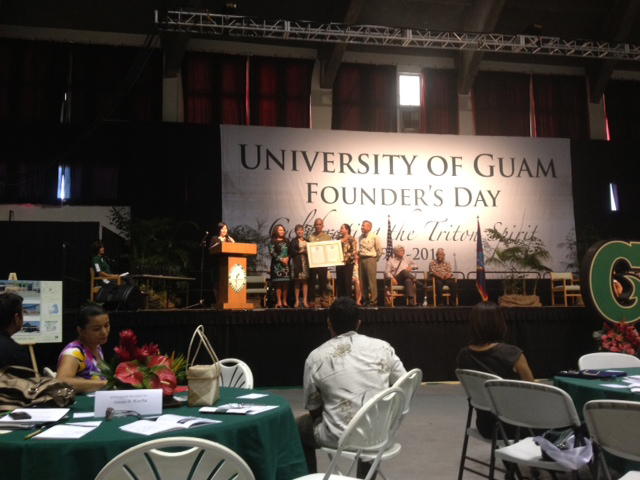 University of Guam: Founder's Day