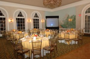 The New York Botanical Garden will once again host the College's annual Award Dinner.