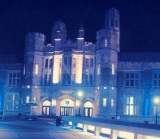 "Lehman College celebrated World Autism Awareness Day on April 2 by lighting up the historic Music Building. ""Light It Up Blue"" is a global campaign to shine a light on autism. Lehman College joined iconic landmarks around the world, including New York City's Empire State Building, in commemoration of the United Nations-sanctioned World Autism Awareness [...]"