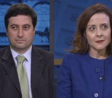Professor Christa Salamandra, a Syrian media specialist and associate professor of anthropology at Lehman and the Graduate Center, was a recent guest on NY1's Inside City Hall program with Josh Robin.
