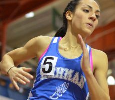 "Lehman College junior Allie Bernasconi has been named the CUNY Athletic Conference/Hospital for Special Surgery Scholar-Athlete of the Month, for March, 2015. Bernasconi of the women's indoor track and field program, made a name for herself nationally while maintaining a strong GPA in Lehman's Sociology program. ""It's definitely a good experience because I've gotten a lot [...]"