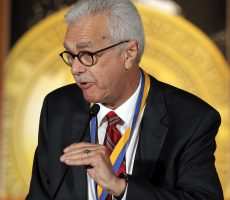 Professor Miguel Perez was recently inducted into the National Association of Hispanic Journalists Hall of Fame.