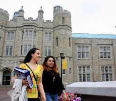 Potential students and visitors are about to get a whole new perspective on Lehman College, before they even set foot on campus. That perspective will be a virtual one, with magnificent 360-degree views of the campus.