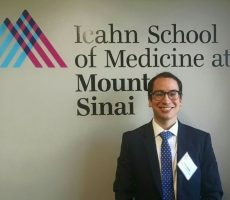 Lehman College and Macaulay Honors College alumnus Cesar Andrade is about to begin what will certainly be four of the toughest but most rewarding years of his life. As an incoming student at the Icahn School of Medicine at Mount Sinai in Manhattan, the Lehman class of 2014 graduate wants to pursue a career as a primary care physician who works with underserved populations and conducts research addressing healthcare disparities.